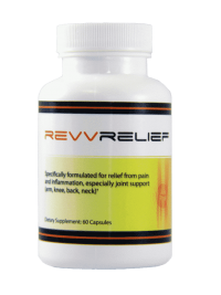 Revv Relief Front View